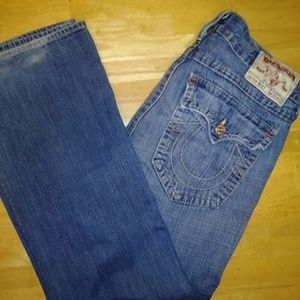 True Religion Men Jeans sz 36